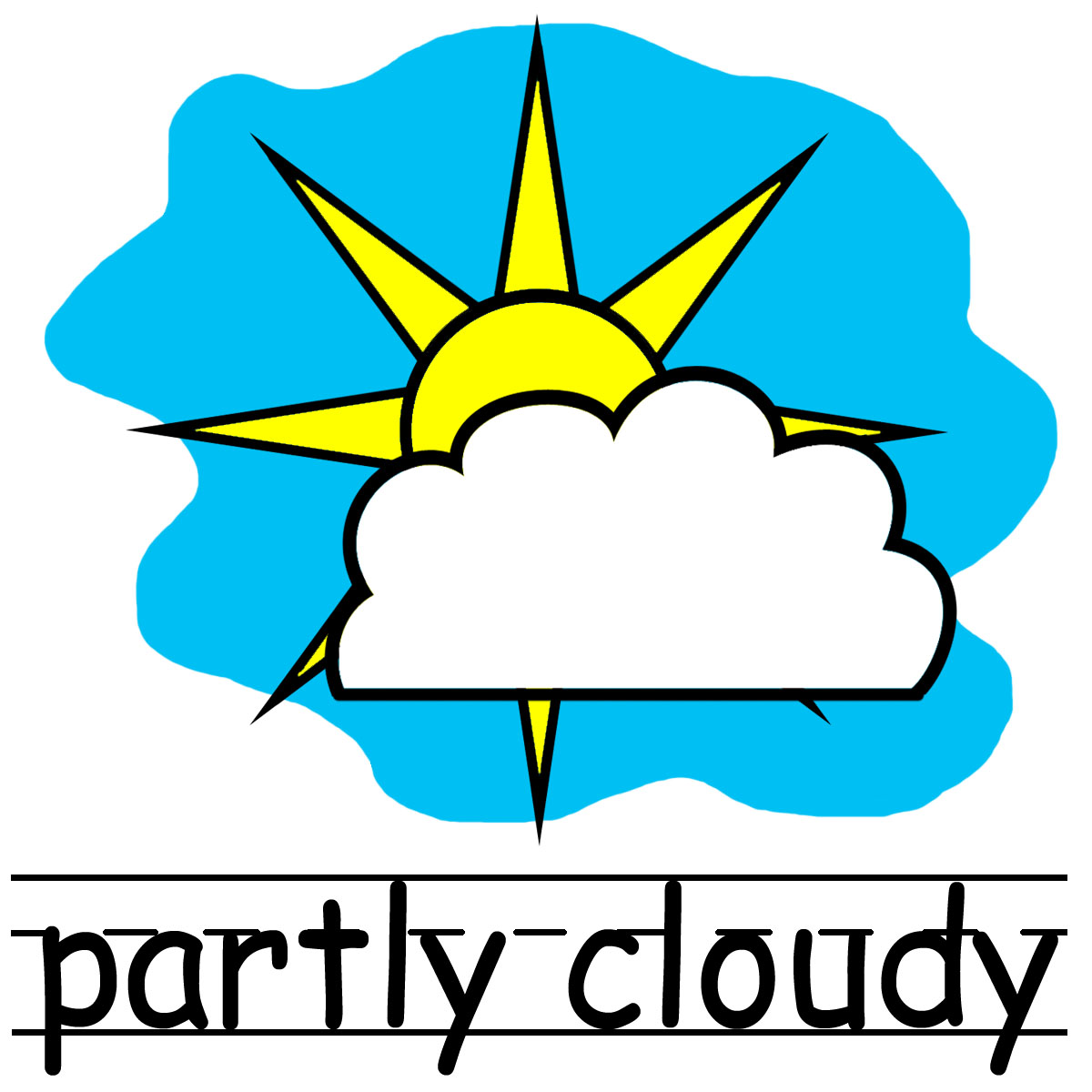Wind clipart foggy weather Free Clipart Images Art Clipart