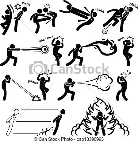 Superman clipart supe power Super A Kungfu Fighter Power