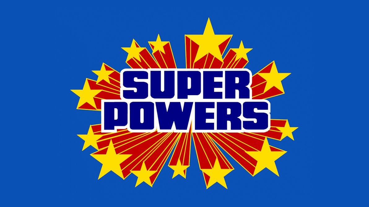 Superman clipart supe power  Kenner Super Thursday: Throwback