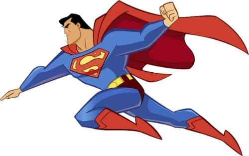Superman clipart superhero body Printables Superhero Superman 3 Clipart