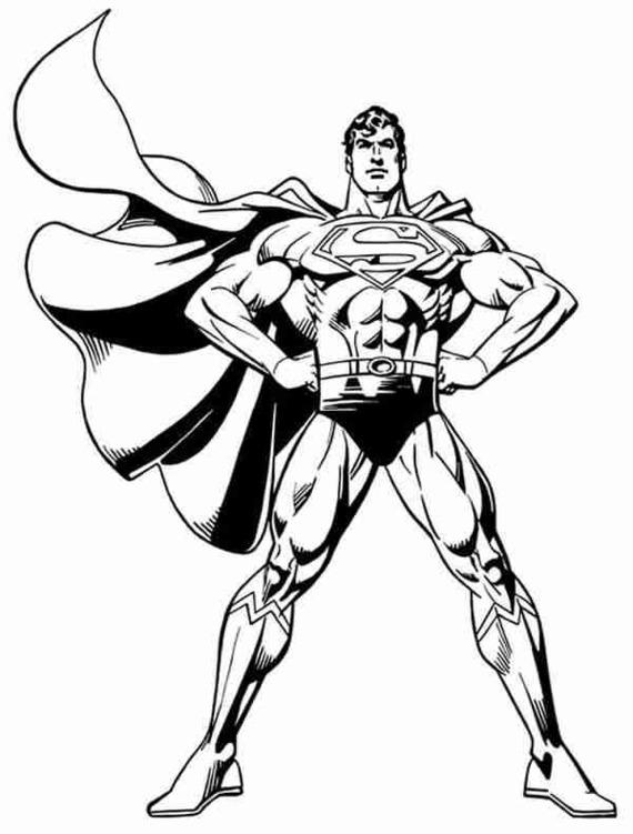 Superman clipart superhero body Clipart clipart collections BBCpersian7 body