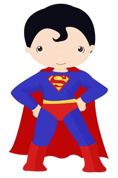 Superman clipart superhero body Superhero  free freebies http://selmabuenoaltran