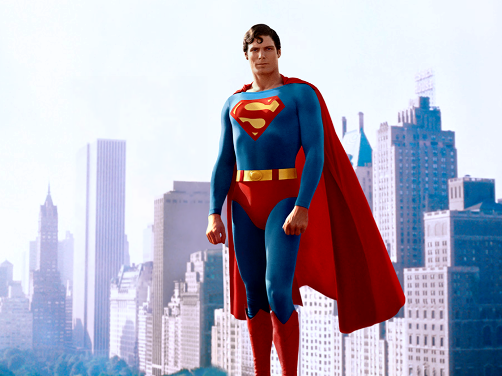Superman clipart superman 1978 1978  to Batman Superman