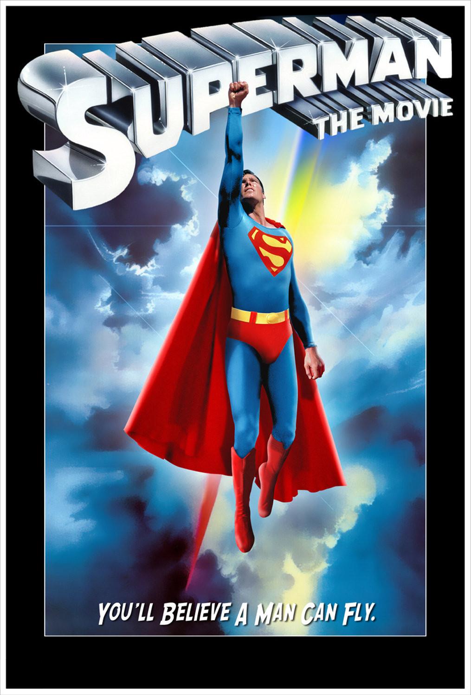 Superman clipart superman 1978 At – Talk Superman Movie