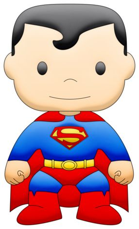 Superman clipart supper MillyCath Dulcinha best com images