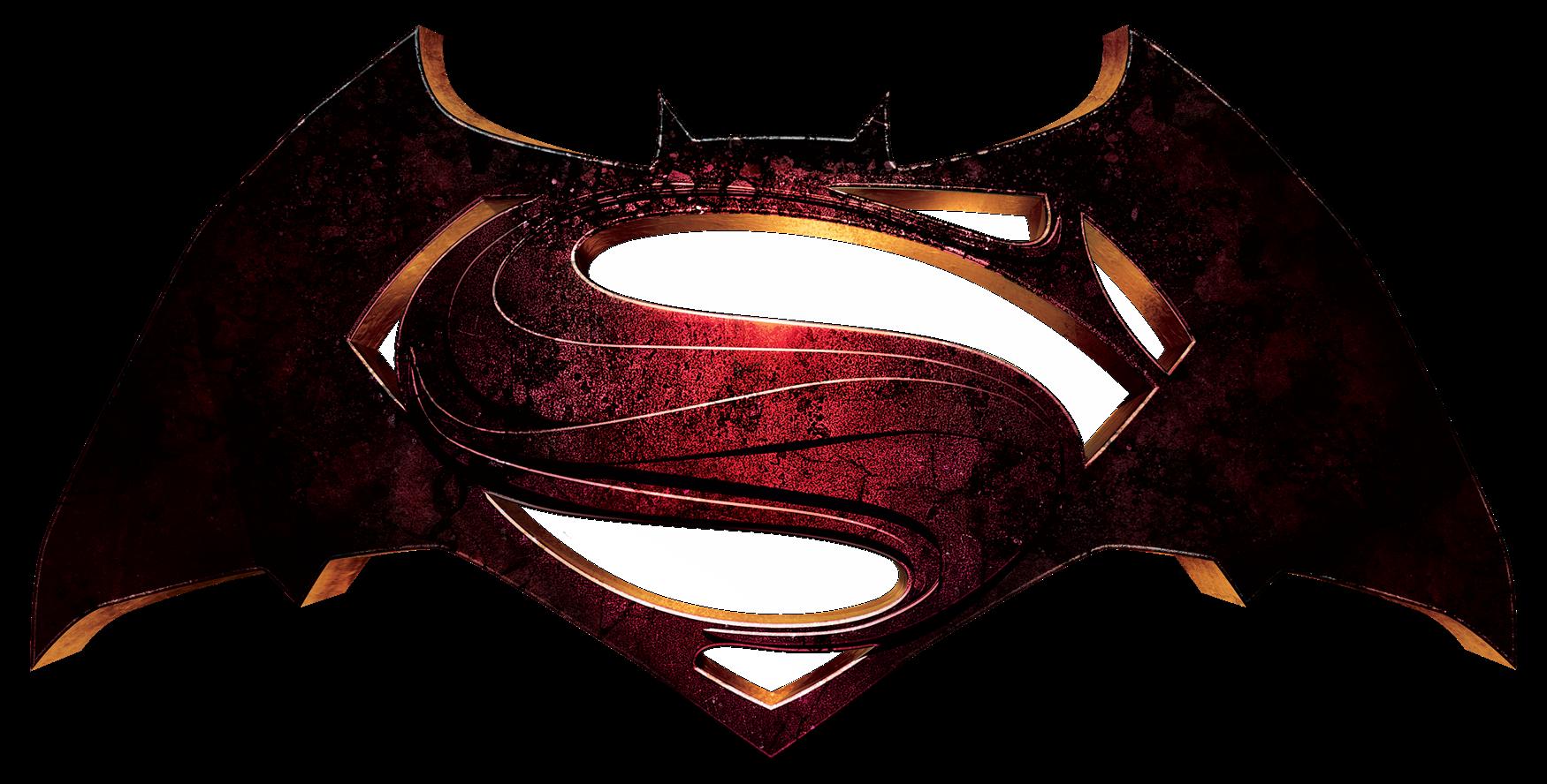 Superman clipart vintage Batman Superman of V collection