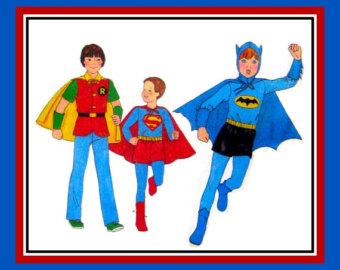 Superman clipart vintage Vintage SUPERMAN Hero's 1978 superman