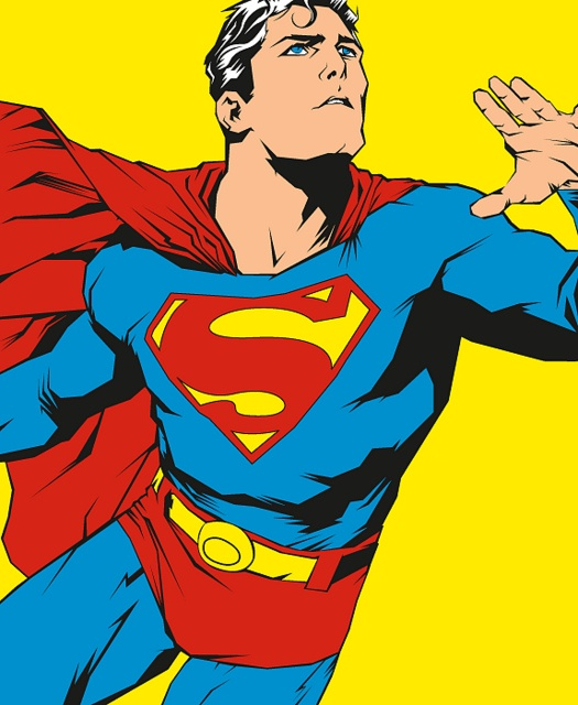 Superman clipart vintage Vintage 21 superman images Comics