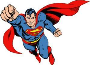 Superman clipart yes you It flying is way Clark's