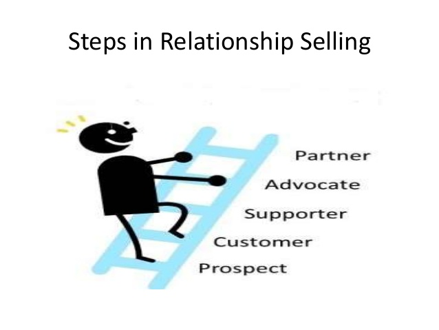 Supporters clipart relationship building In selling Steps Relationship Relationship
