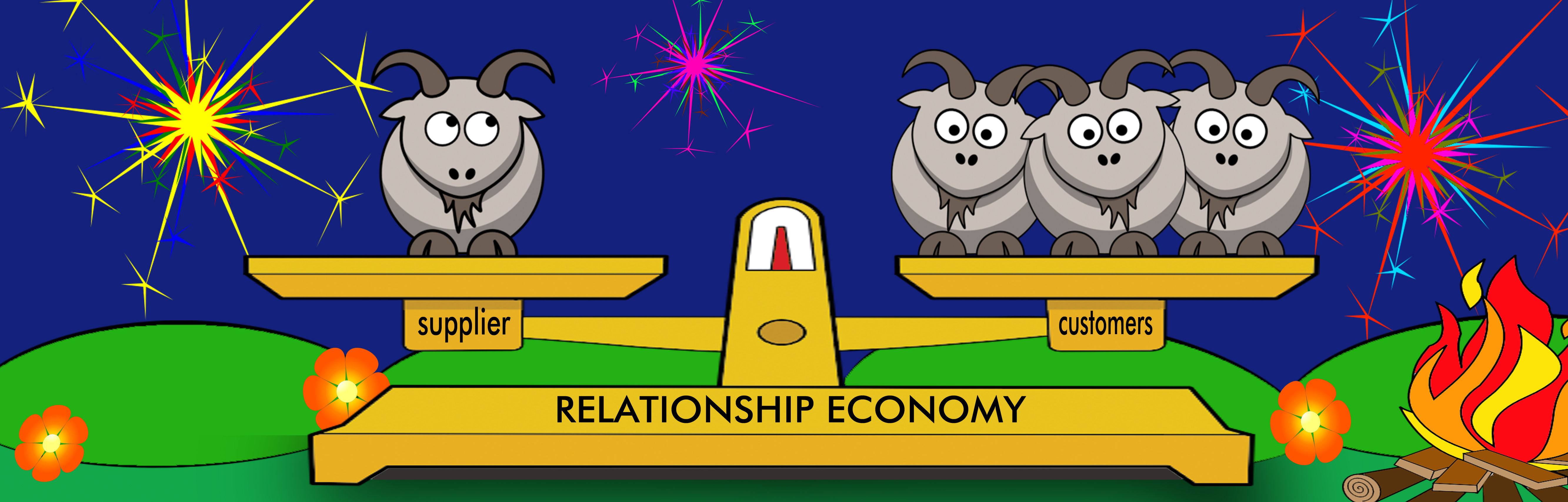 Supporters clipart relationship building How ' Relationship been have