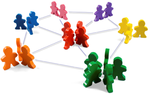 Supporters clipart relationship building Strong Business – Take Your