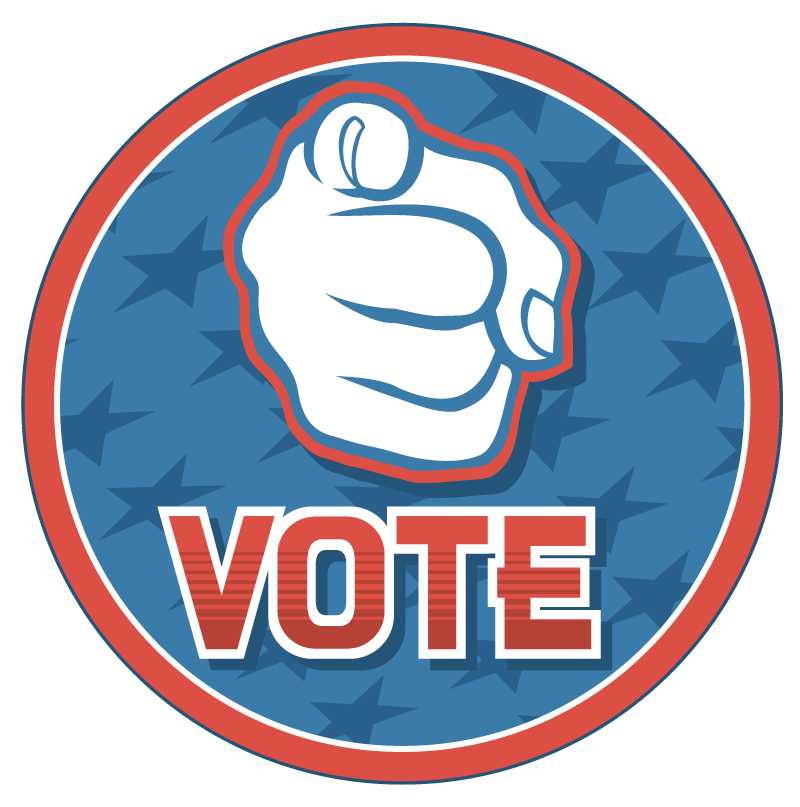 Supporters clipart school election District now Voters! Consolidated Election