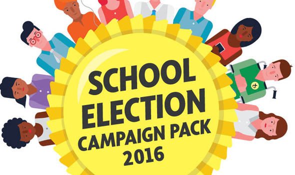 Supporters clipart school election Pack election are being accused