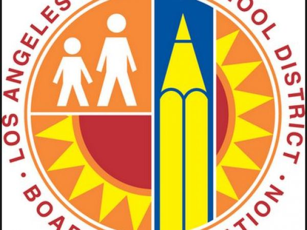 Supporters clipart school election Election: Runoff Appears LAUSD Leads