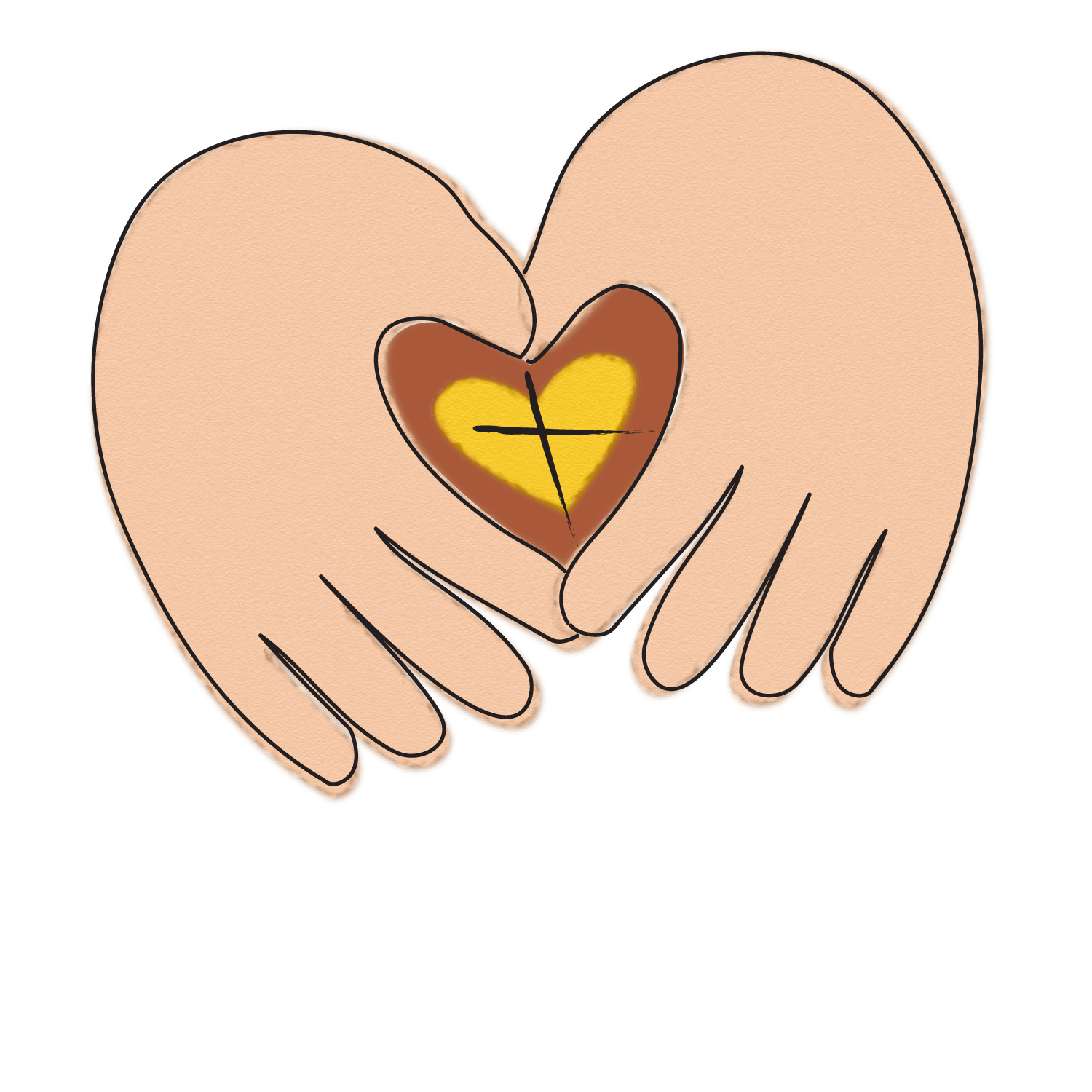 Supporters clipart support hand – Hands Helping Mission Hands
