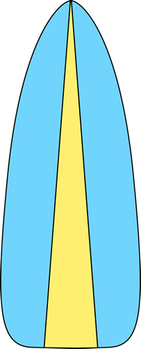 Surfboard clipart Surfboard Images and Clip Surfboard