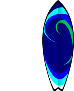 Surfboard clipart Pictures Clipartix clipart Surfboard Free