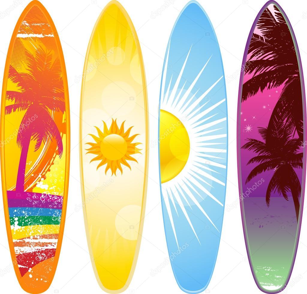 Surfboard clipart vector With #7659483 elaineitalia designs surfboard