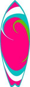 Surfboard clipart vector Art art public & clip