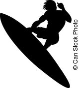 Surfer clipart california Surfer Clipart surfer's free royalty