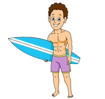 Surfer clipart Sports Pictures Clip clipart Surfing