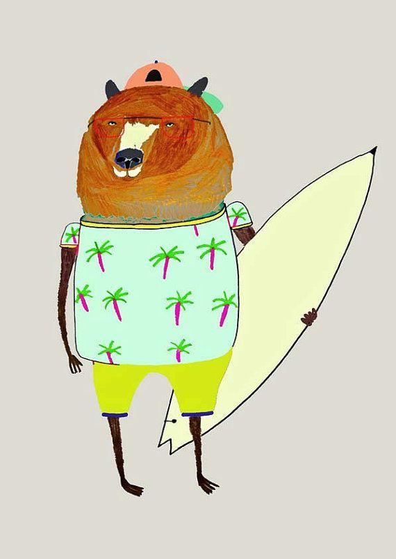 Surfer clipart cool dude Pinterest 00 on Best ideas