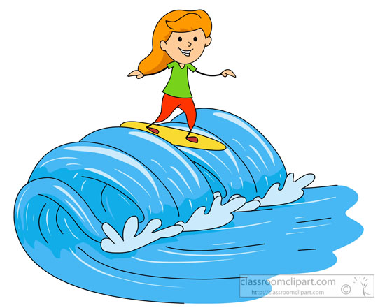 Surfing clipart Search Results Graphics Clipart Results