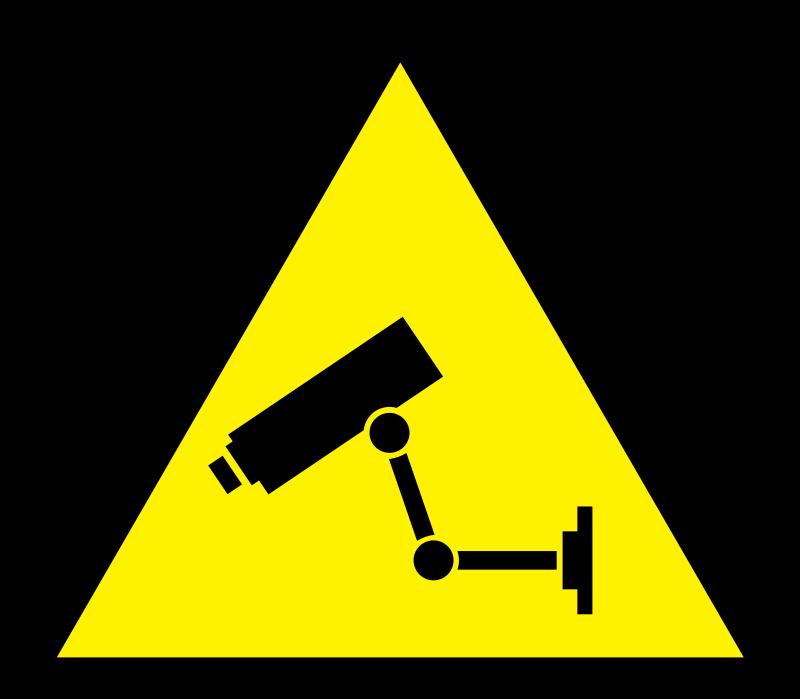Surveillance clipart Art Surveillance Camera Download Free