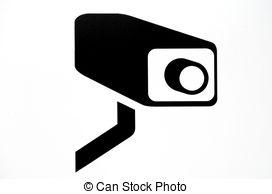 Surveillance clipart Clipart White Surveillance Illustrations 18