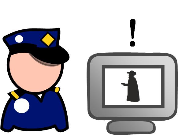 Surveillance clipart evidence 4K – Also Your Villa