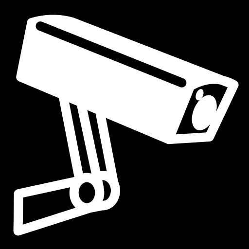 Surveillance clipart icon Camera Clipart net Game Icon