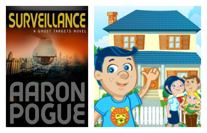 Surveillance clipart mystery book Free + Fridays Welcome 9/25: