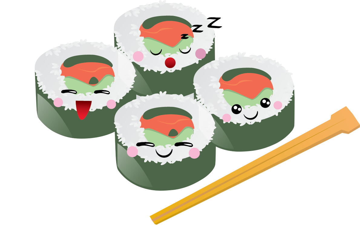 Sushi clipart Food png clip clipart Sushi