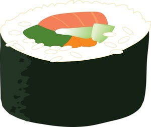 Sushi clipart DownloadClipart Clipart org Cliparts Sushi