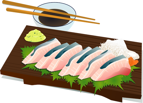 Sushi clipart Sushi to Clip Plate Use