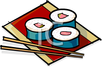 Sushi clipart graphic Royalty Sushi Info Images Panda