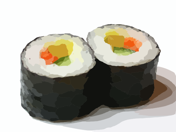 Sushi clipart graphic 1 clipart clipart com clipart