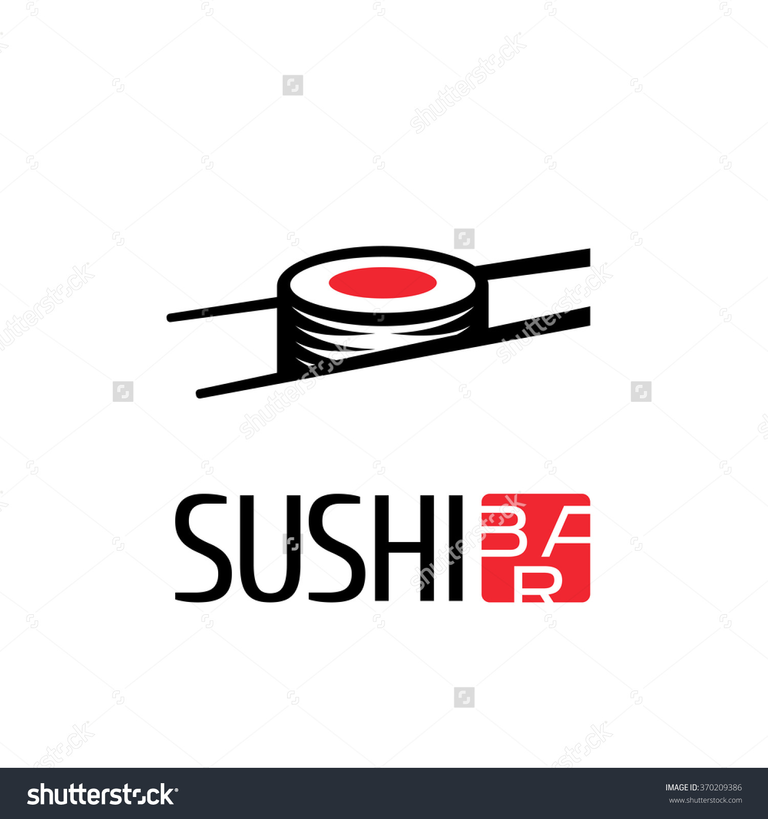 Sushi clipart logo Logo Icon Design Sign Element