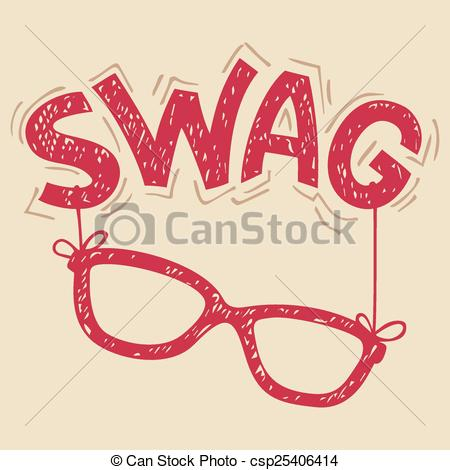 Swag clipart Glasses Swag Swag of
