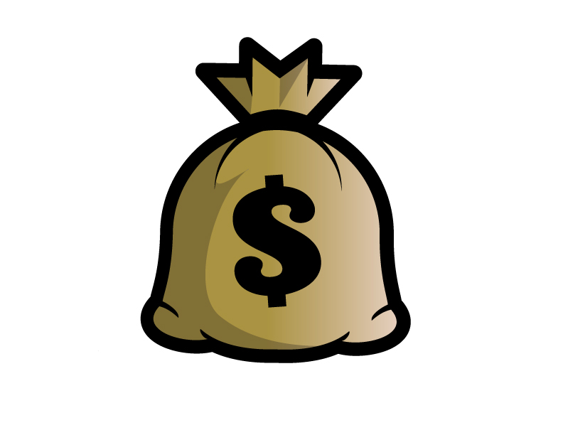 Swag clipart bag money Bag Money Gratefulhead Clipart co