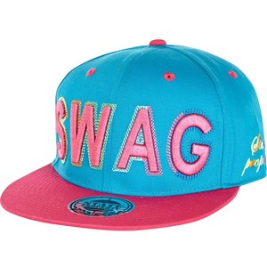 Swag clipart cap Polyvore swag Blue Island hat