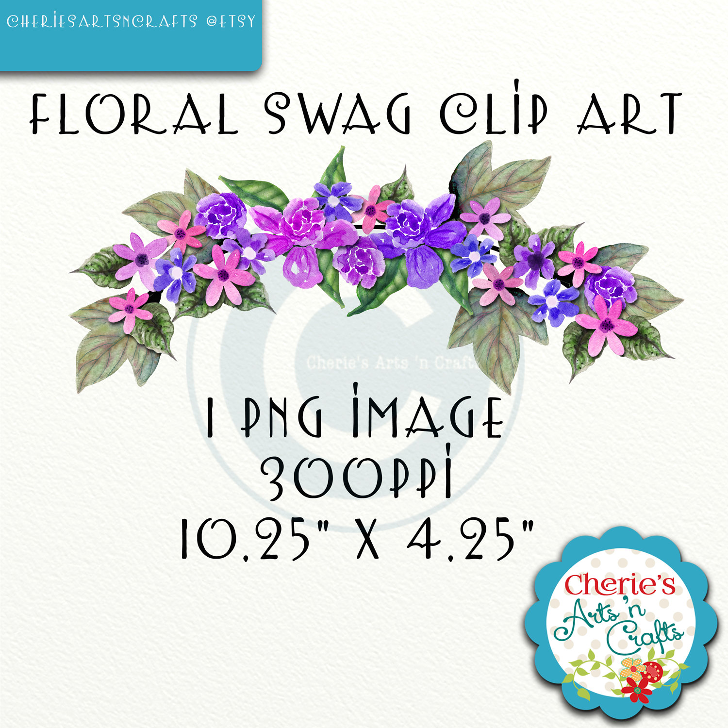 Swag clipart flower Flowers  This Swag file