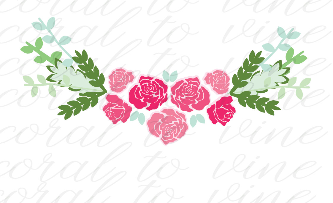 Swag clipart flower Floral Download drawings #19 svg