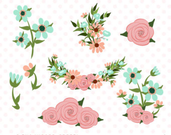 Swag clipart flower Floral Clip Graphics Flower Download