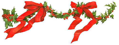 Holley clipart old fashioned Christmas christmas Clipartix holly Clipart