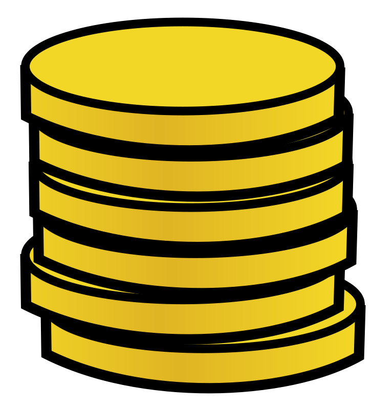 Money clipart stacked Clipart art clipart 6 com