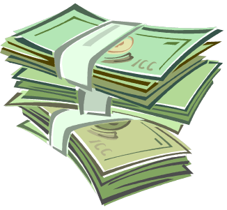 Cash clipart transparent Stack money clipart Cliparts Free