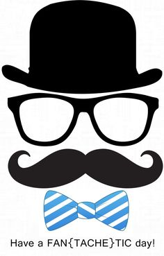 Swag clipart mustache glass Art hat Mustache Silhouette and