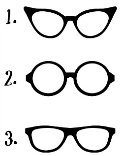 Drawn goggles cookie milk Nerdy Glassy Sweetsugarbelle Template Glassy